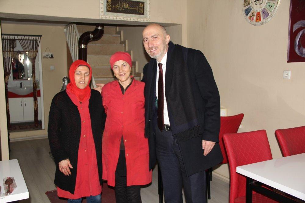CHP Ortahisar Belediye Başkan Adayı Mehmet Salih Akyüz'den Kadınlar Günü mesajı