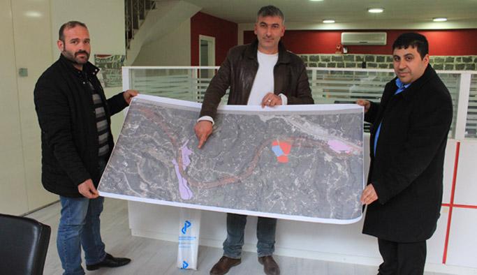 Trabzon'da kamulaştırmadan mağdur olanlardan Aşkale için önemli iddia