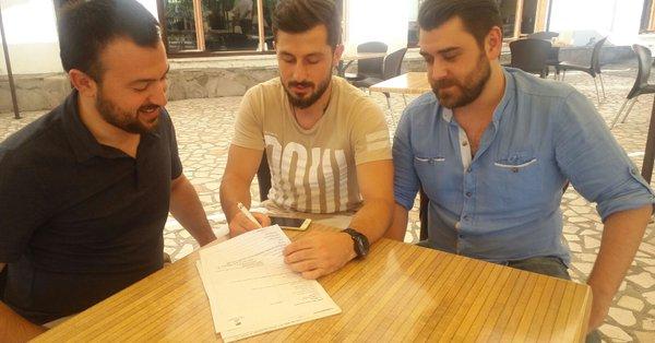 Eski Trabzonsporlu oyuncu kardeş kulüpte