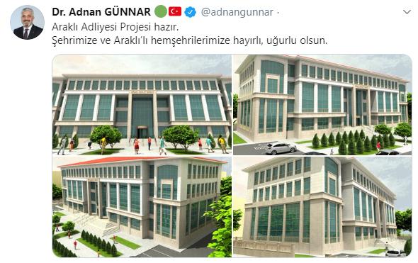 Trabzon Milletvekilinden iki ilçeye müjde