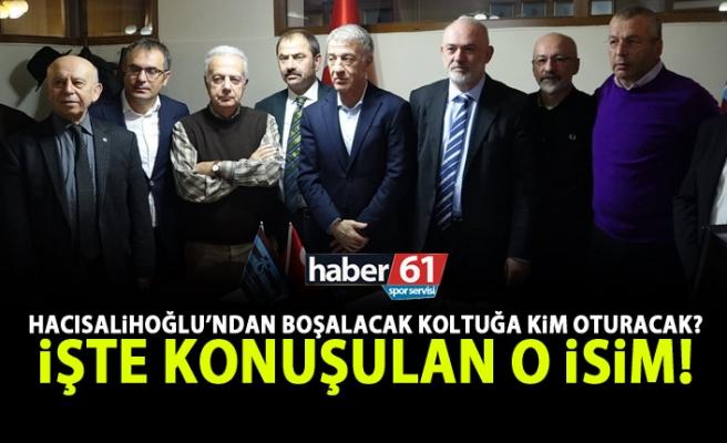 Trabzon'un yeni yönetiminde dikkat çeken değişim - O isim yok