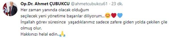 Trabzonsporlu yöneticiler helallik istedi