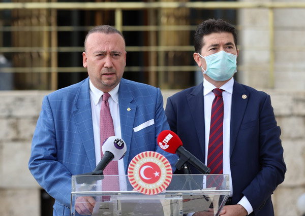 """Trabzon Milletvekili Ahmet Kaya'dan önemli iddia! """"4,5 Yıldır rüşvet alınıyor"""""""