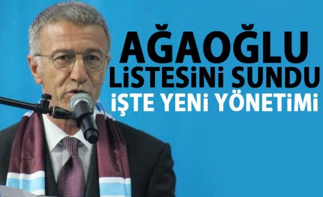 Ahmet Ağaoğlu'nun listesinde flaş değişiklikler! O isimler artık yok!