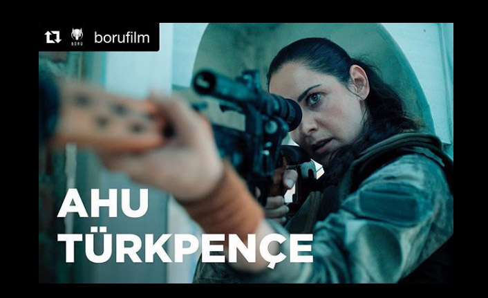 Ahu Türkpençe kimdir?