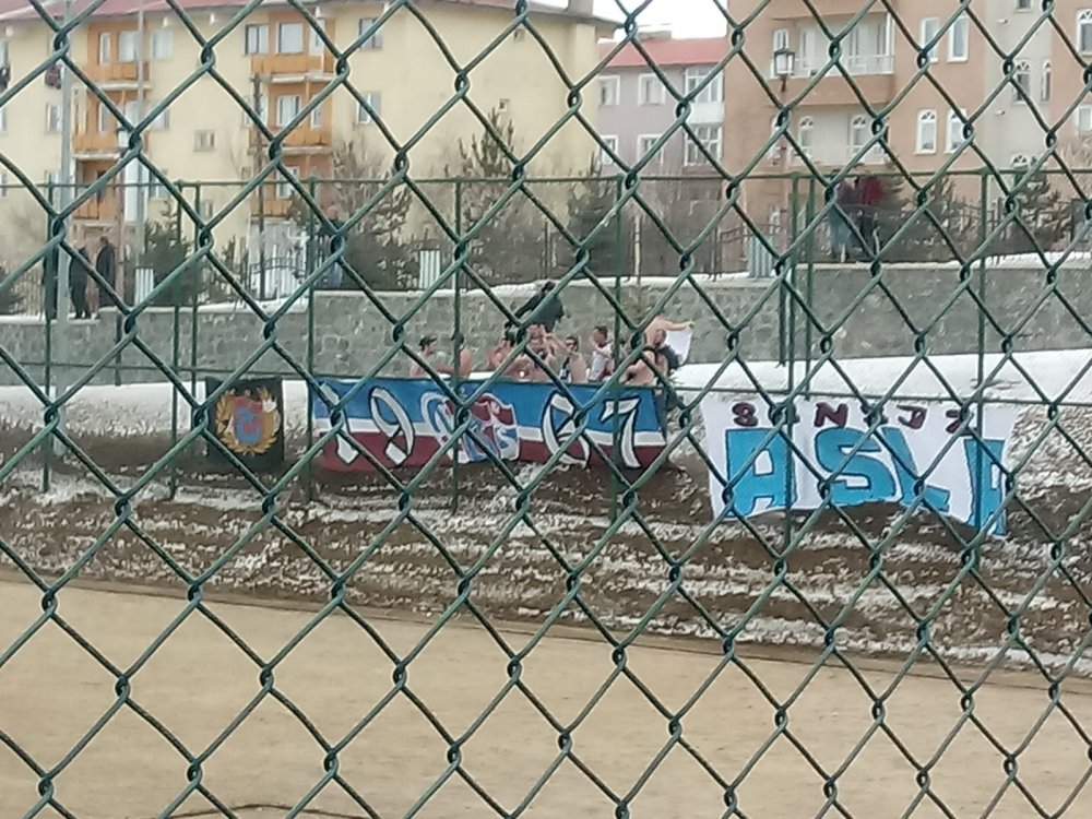 Trabzonspor'un gençleri Erzurum'da mağlup!