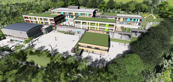 Bahçeşehir Okulları Trabzon'da