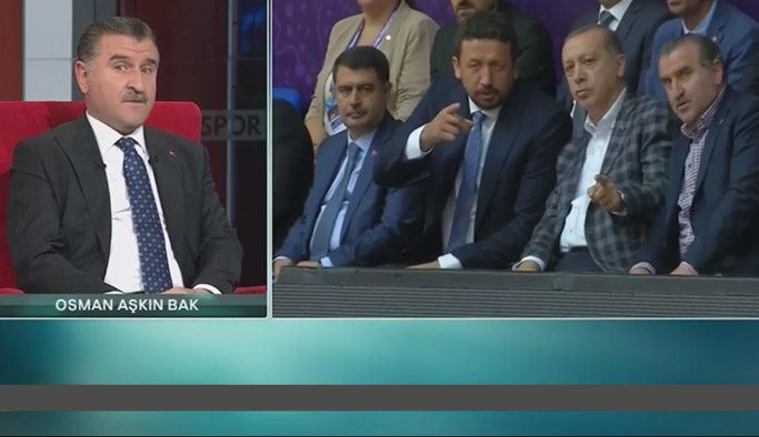 Spor Bakanı Bak, sporcu Erdoğan'ı anlattı