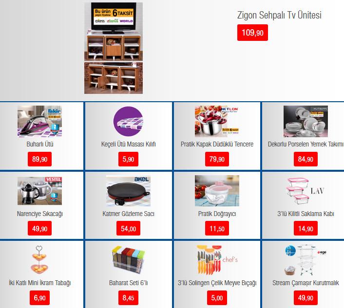 Bim Aktüel ürünlerde 16 Şubatta neler var - Bim indirimli ürünler broşürleri