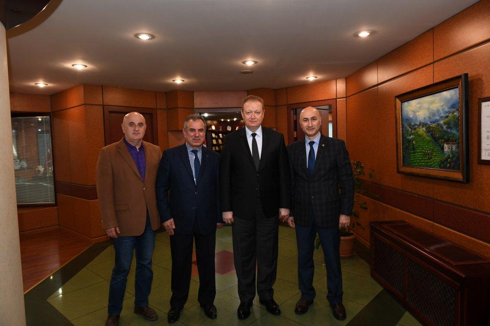 Trabzon Ticaret Borsası Afrin'e fındık ezmesi göndermeye hazırlanıyor
