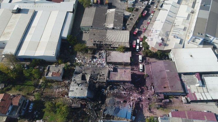 Bürokratlar, patlama yüzünden görevden alındı