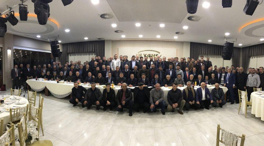 """Turan Altuntaş: """"Ekmeğimiz için mücadele veriyoruz"""""""