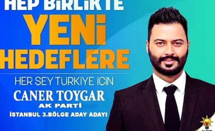 Evlilik programındaki Caner Toygar da aday adayı oldu!