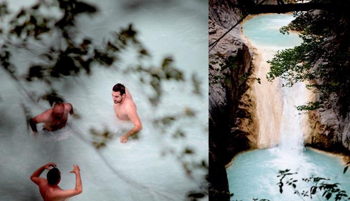 Giresun'da bir cennet; Mavi Göl
