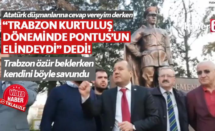 Trabzonlular'dan, CHP'li vekile suç duyurusu