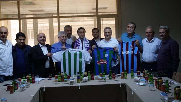 Trabzon'dan Cizre'ye Basın Buluşması
