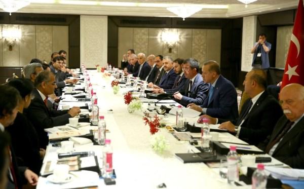Cumhurbaşkanı Recep Tayyip Erdoğan Hindistan'da 6