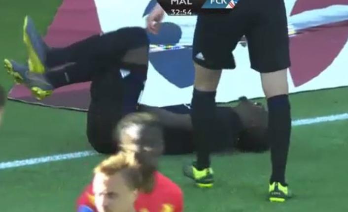 Dame N'doye öyle bir gol attı ki...