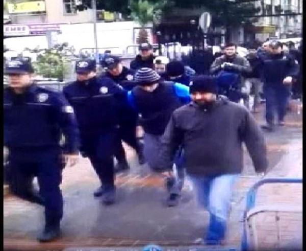 İŞİD'e katılmak isteyen Çeçenler tutuklandı