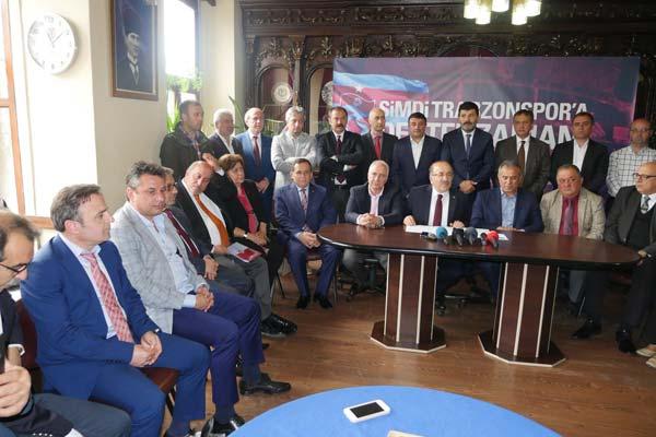Şimdi Trabzonspor'a destek olma zamanı