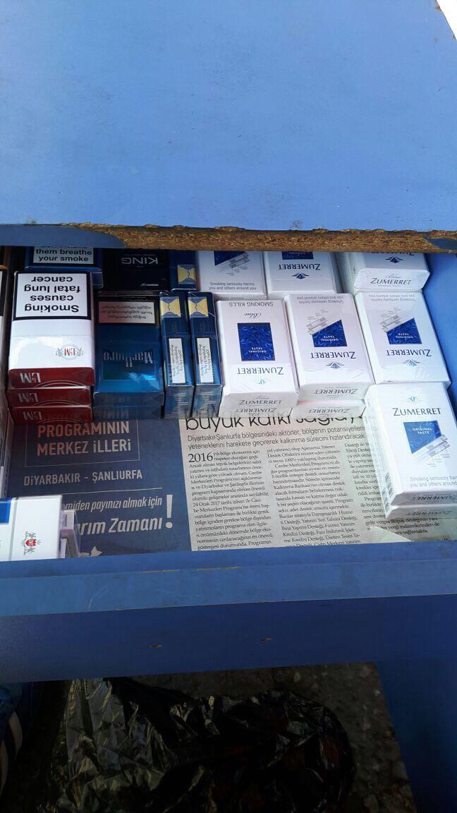 Trabzon'da 6 ayrı adrese kaçak baskını