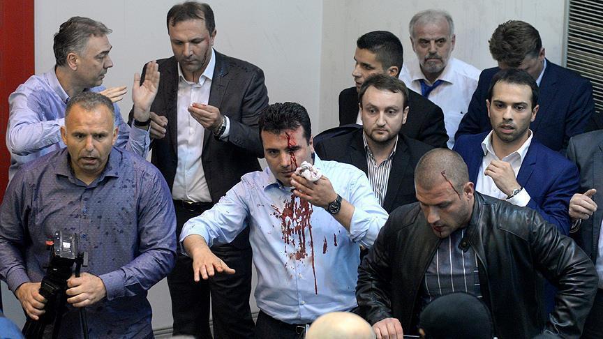 Meclis'i basıp milletvekillerini rehin aldılar! 1