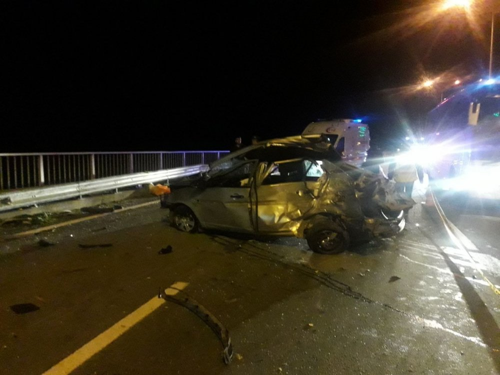 Doğu Karadeniz'in trafik kazaları bilançosu ürkütüyor