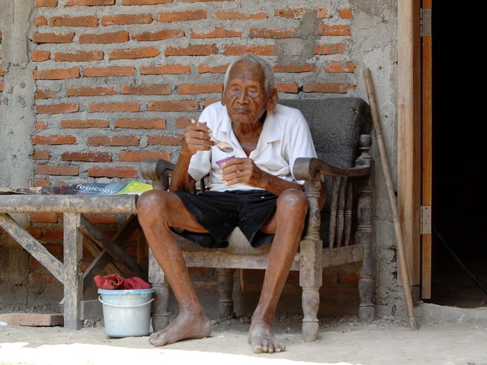 Dünyanın en yaşlı insanı Gotho öldü