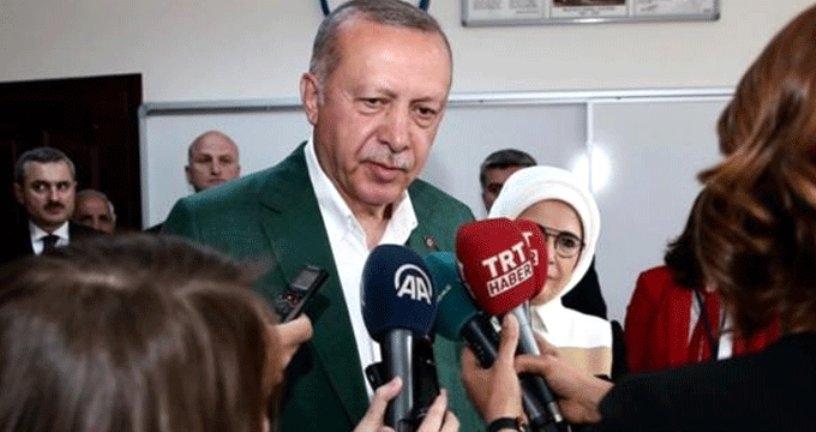 İstanbul'da seçim: Erdoğan, Yıldırım ve İmamoğlu'ndan ilk açıklamalar