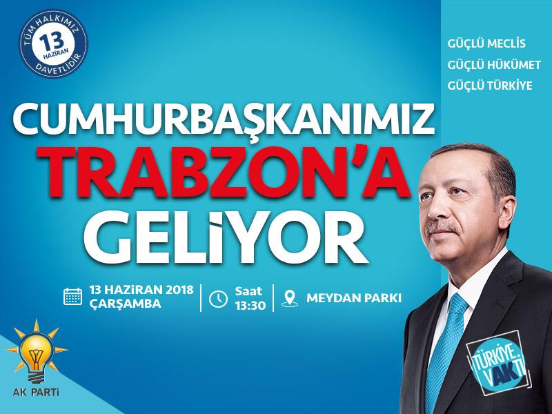 Trabzon'da Ak Partili başkan önce vurdu sonra barıştı