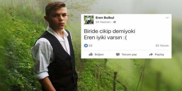 Sen Anlat Karadeniz'de Eren Bülbül jesti