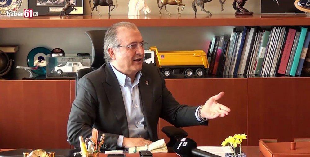 Trabzon'da yıkılan okul yeniden yapılacak