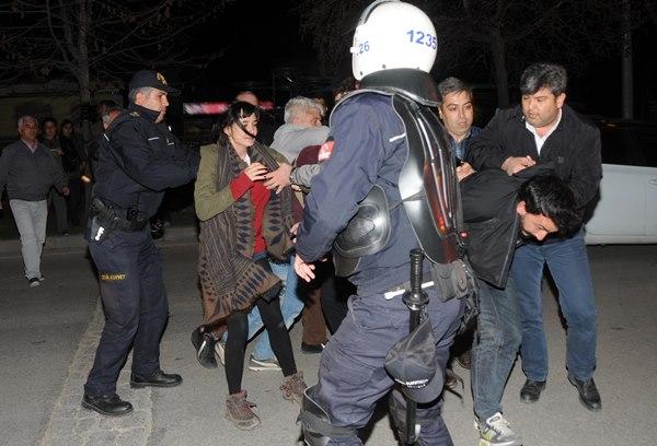 Eskişehir'de tencere-tavalı eyleme 10 gözaltı 1