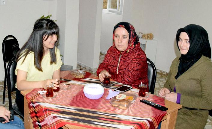 Bu çay evi kadınlara özel