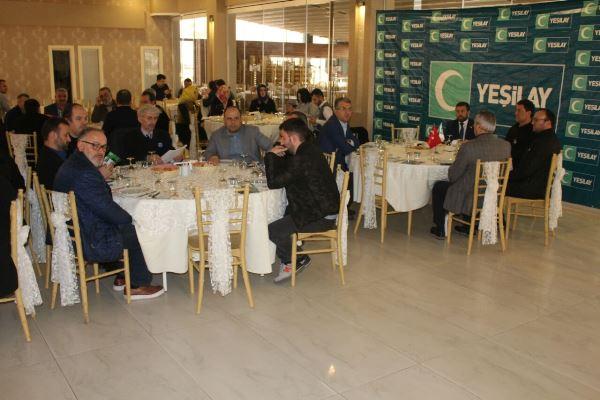 Yeşilay Trabzon Start Verdi