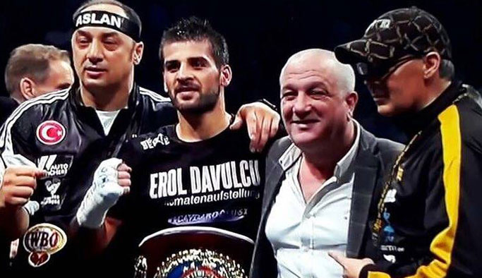 Trabzonlu boksör Avrupa Şampiyonu oldu