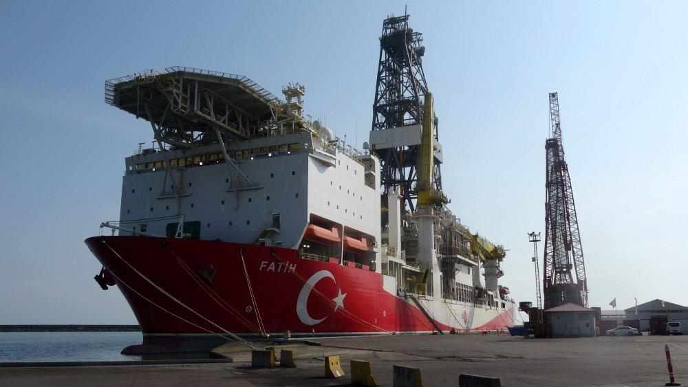Fatih Sondaj Gemisi, Karadeniz'de ilk sondaj için hazır