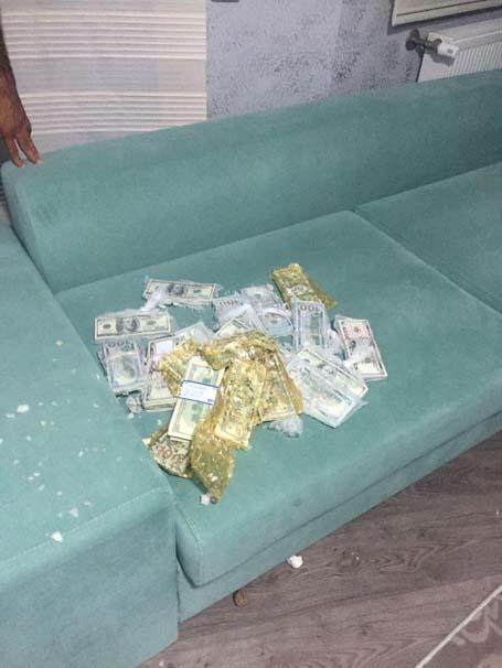 FETÖ durmuyor! Yeniden yapılanıp yastıkta para saklamışlar