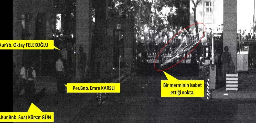 15 Temmuz gecesinin yeni görüntüleri ortaya çıktı
