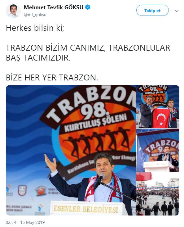 Siyaset uğruna Trabzon'a Yunan benzetmesi yaptı!