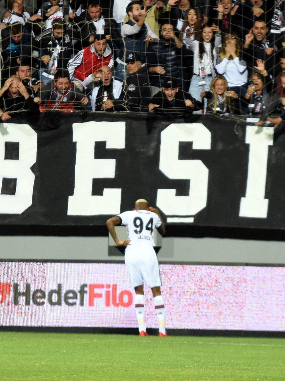 Beşiktaş, seriyi sürdürüyor