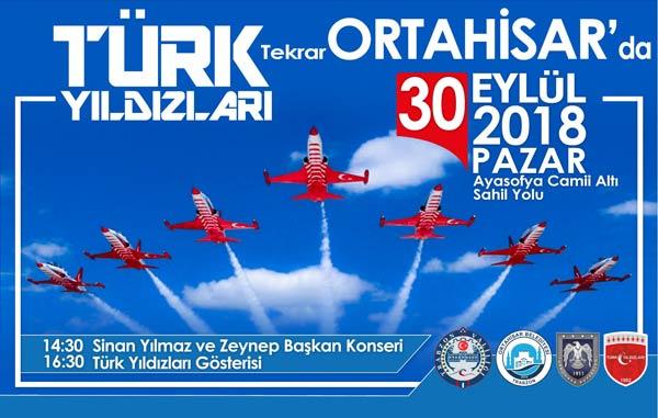 Başkan Genç'ten Trabzon'a davet - Türk Yıldızları...