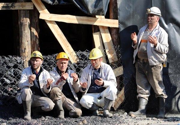 Grizuda ölen 103 madenci unutulmadı
