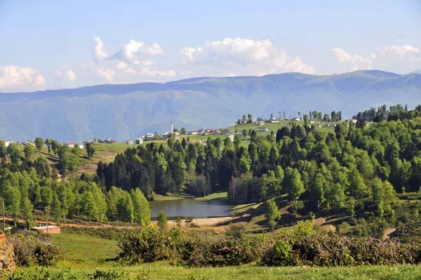 Trabzon'un zirvedeki doğa harikası: Hıdırnebi