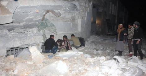 Namaz vakti camiye bombalı saldırı!