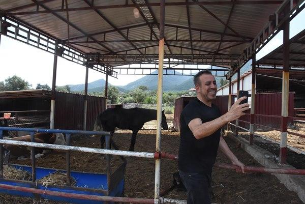 Rize'den Trabzon'a kadar yüzen Ferdinand'tan haber var