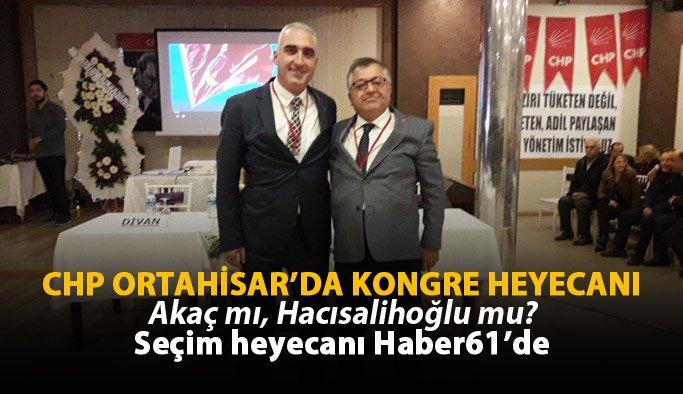 CHP Ortahisar ilçe başkanı belli oldu