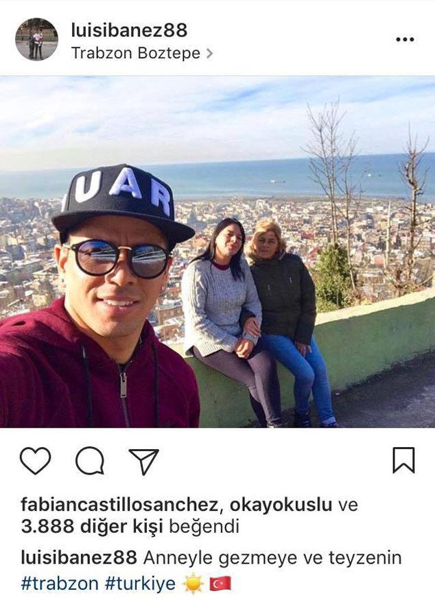 Trabzonsporlu oyuncu Boztepe'ye çıktı