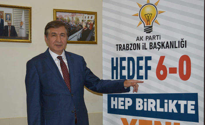 AK Parti Trabzon Milletvekili aday adayı ibrahim Kul kimdir?