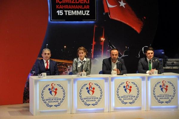 15 Temmuz gazileri Trabzon'da o geceyi anlattı
